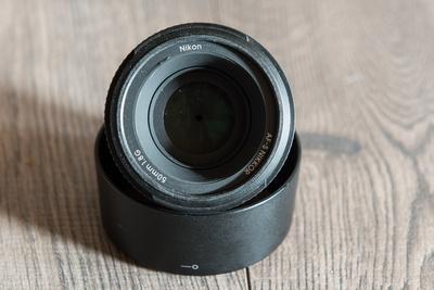 AF-S NIKKOR 50mm